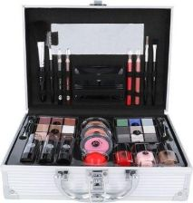 2K All About Beauty Train Case Complete Makeup Palette 60,2g