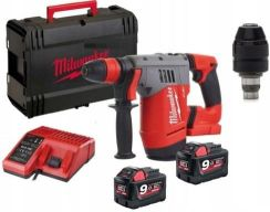 Milwaukee Li-Ion 18V 2 x 9,0Ah 4933451469 M18CHPX-902X