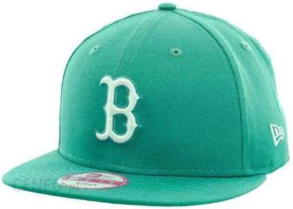 czapka z daszkiem NEW ERA Fashion Ess 9Fifty Bosred TealWht (TEALWHT)