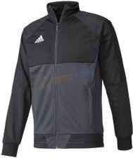 BLUZA adidas TIRO 17 TRAINING JKT czarno biała BQ2598