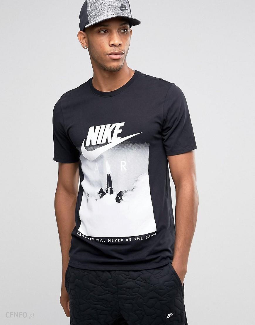 Nike Cotton Air Rocket Tee in BlackBlackWhite (Black) for