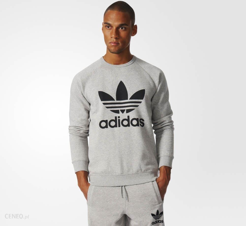 6bf546239 Bluza adidas Trefoil Crew Sweatshirt (BK5866) - Ceny i opinie - Ceneo.pl