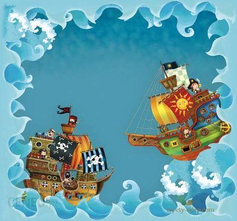 Emiliana parati mural 42638 pirati pannelli decorativi for Parati decorativi