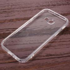 xgsm Drop Safe Gel Case Samsung Galaxy A5 (2017) - Clear (xgsm140034) - zdjęcie 1