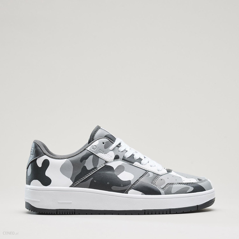 f87a076d Cropp - Sneakersy - Szary - męska - Ceny i opinie - Ceneo.pl