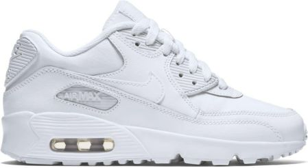 Buty Nike Air Max 90 Leather GS - 833412-100