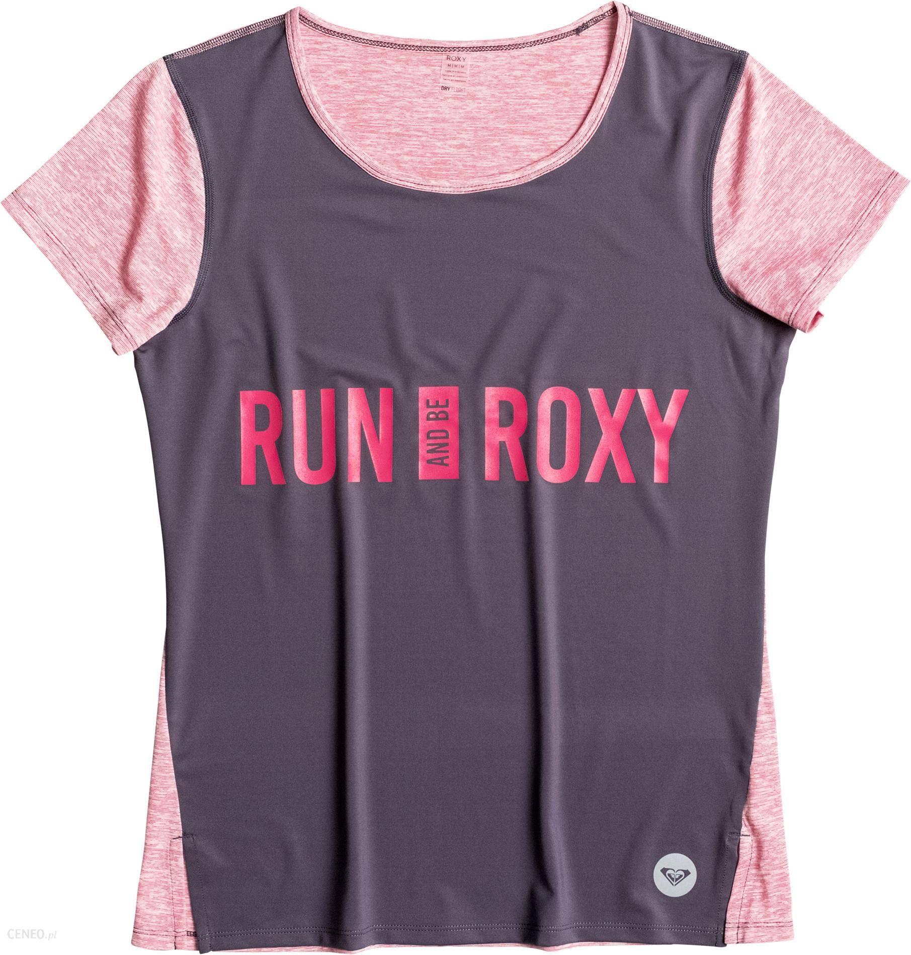 1353e6ef9 ROXY koszulka sportowa Cutback Tee J Dark Midnight - Ceny i opinie ...