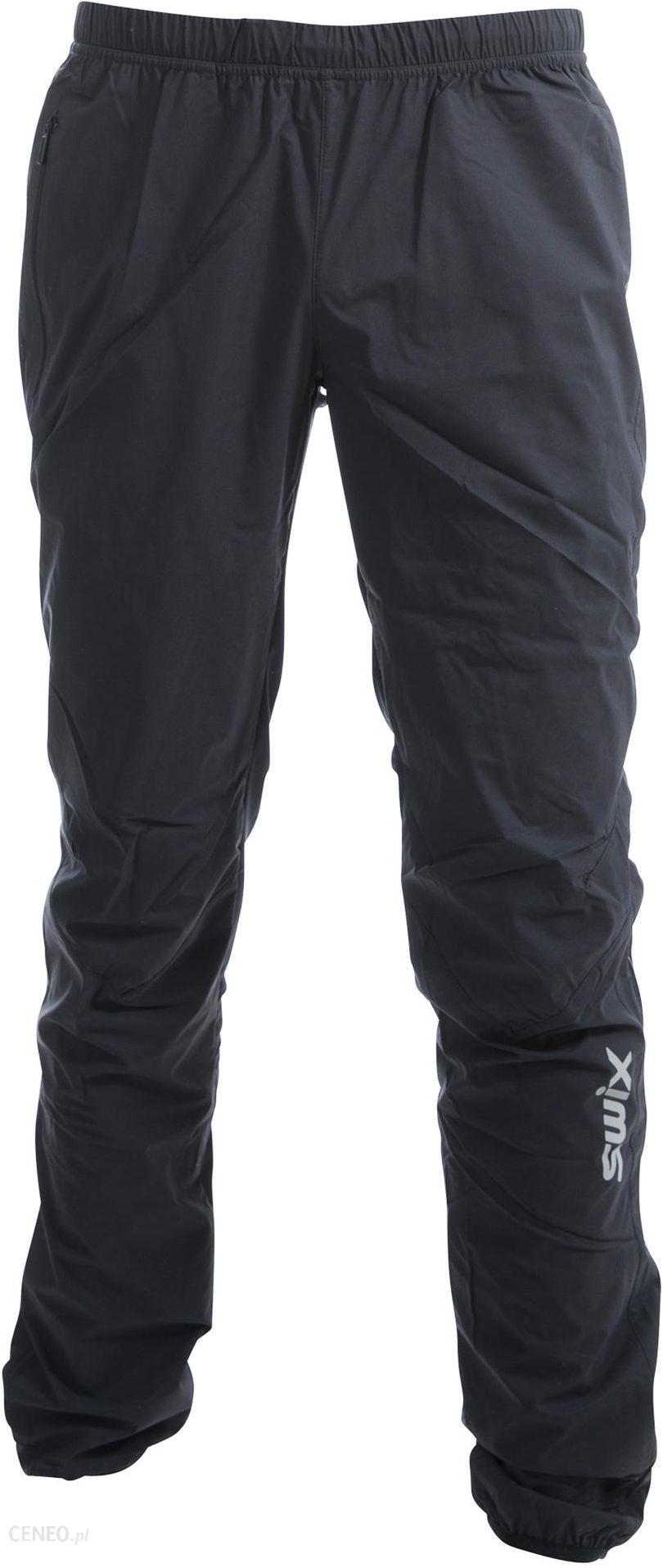 5347fc412 Swix spodnie do narciarstwa biegowego Invincible Black L - Ceny i ...