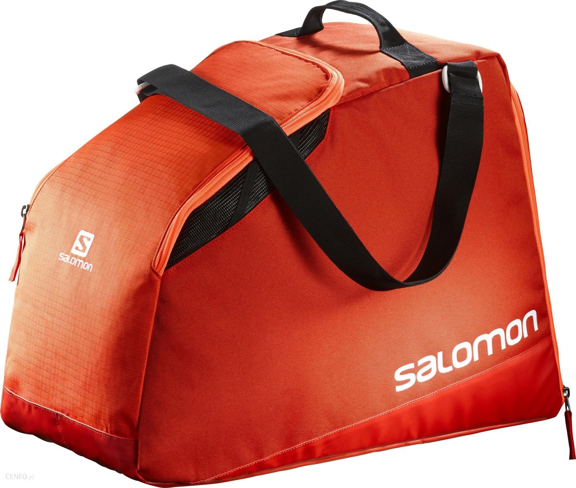 Salomon Torba Extend Max Gearbag Vivid Oran Lava Orange