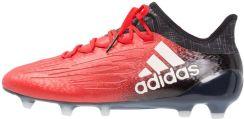 9cd2fc615335e Adidas X 17.1 Fg Korki Lanki Czerwony Biały Core Czarny Kcd04