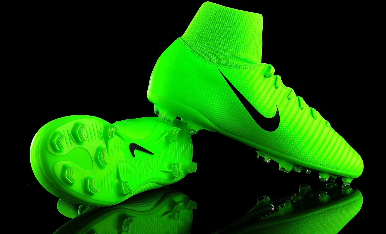 quality design 074ec 0d333 Nike Mercurial Victory Vi Df Fg Korki Lanki Electric Zielony Czarny Flash  Lime Biały - zdjęcie ...