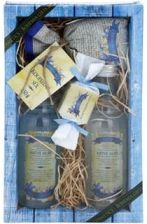 Bohemia Gifts Cosmetics Dead Sea I. Shower Gel 200ml + Hair Shampoo 200ml + Bath Salt 150g + Handmade Soap 30g