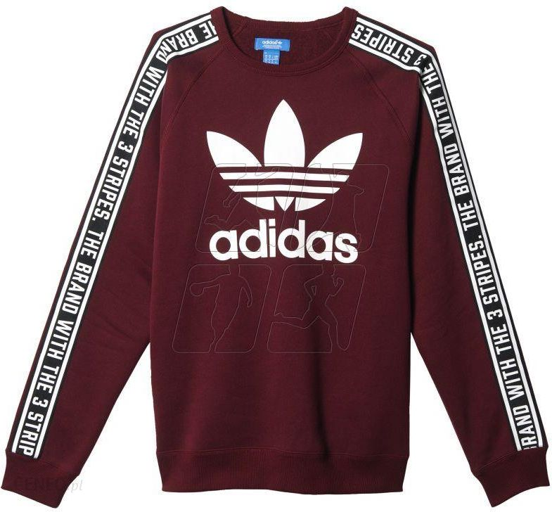 Bluza adidas ORIGINALS Essentials Crew Sweatshirt M AY8271