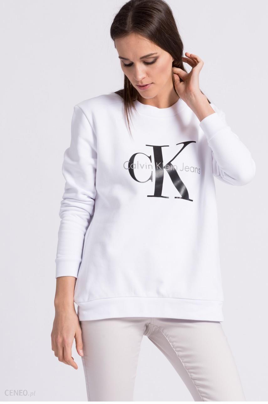 de7fe2321 Calvin Klein Jeans - Bluza - Ceny i opinie - Ceneo.pl