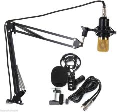 BM-700 Microphone With NB-35 Microphone Stand - Aliexpress