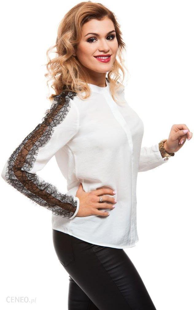6b88e17012f5b Vero Z Koronką Biała Ceny Koszula I Damska Opinie Bluzka Xs Moda nXYnZE7qa