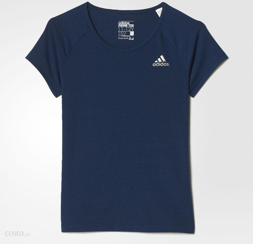 Adidas Performance Koszulka dziecięce Niebieski 4 5 lat Ceny i opinie Ceneo.pl