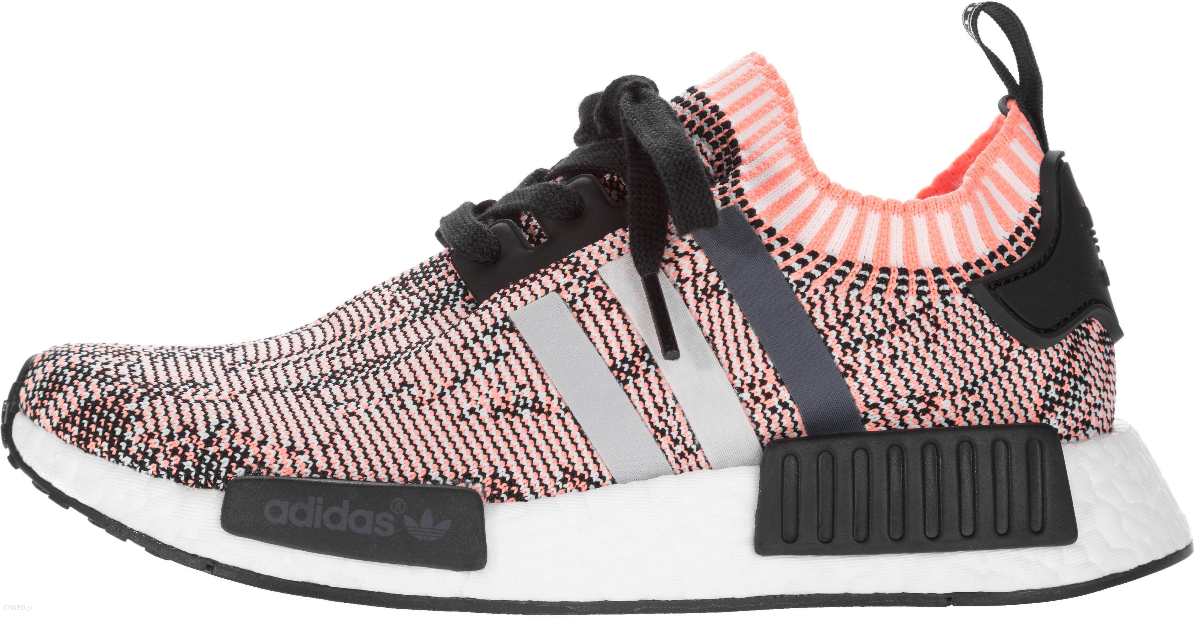 adidas nmd rozowo czarne
