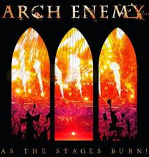 Arch Enemy: As The Stages Burn! [CD]+[DVD]