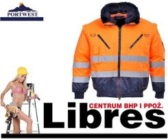 Portwest Pj50 Kurtka Zimowa Orange 4W1 Xxl