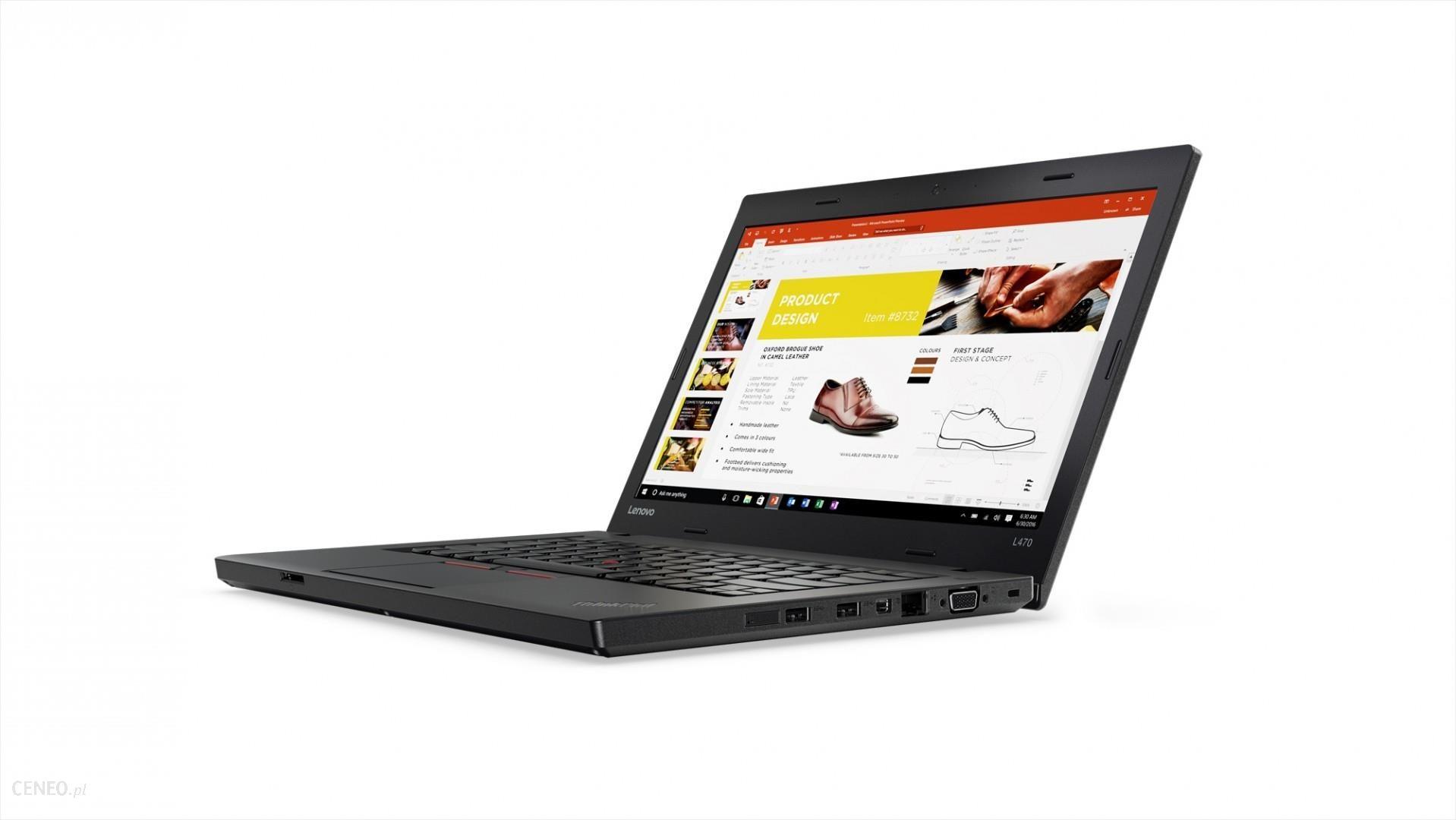 Laptop Lenovo ThinkPad L470 20J4000VPB zdjęcie 1