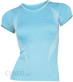 7eeec32274d007 Brubeck Koszulka Termoaktywna Fit Balance Ss01100 Niebieski - Ceny i ...