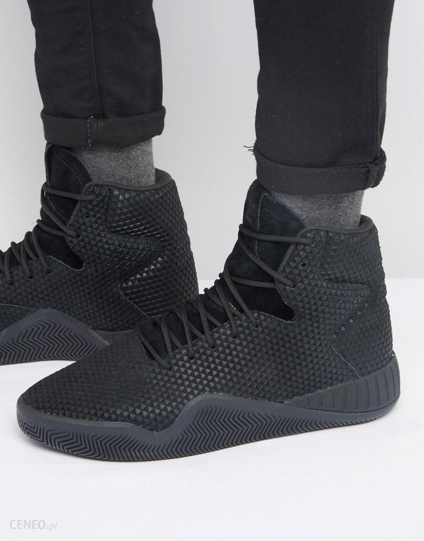 adidas Originals Tubular Instinct Trainers In Black S80082 Black