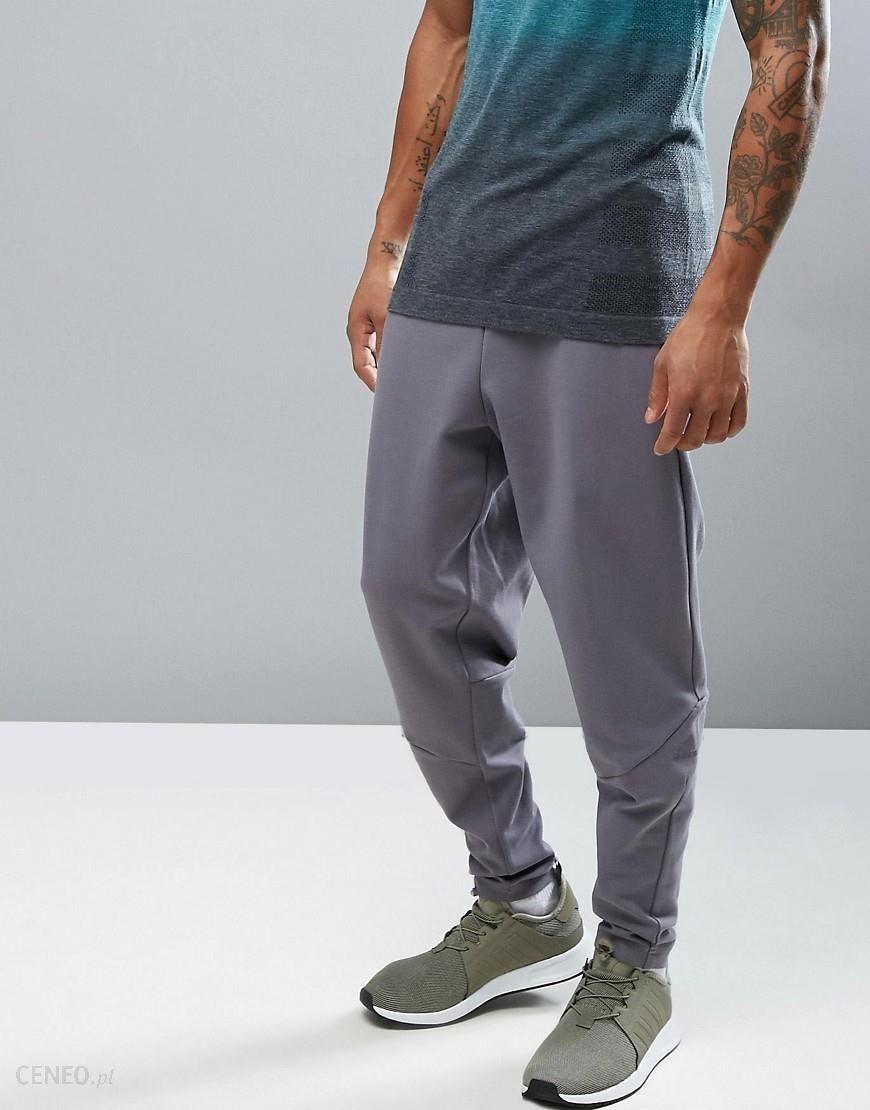 Adidas ZNE Drop Crotch Joggers in Grey BP8474 Grey Ceneo.pl
