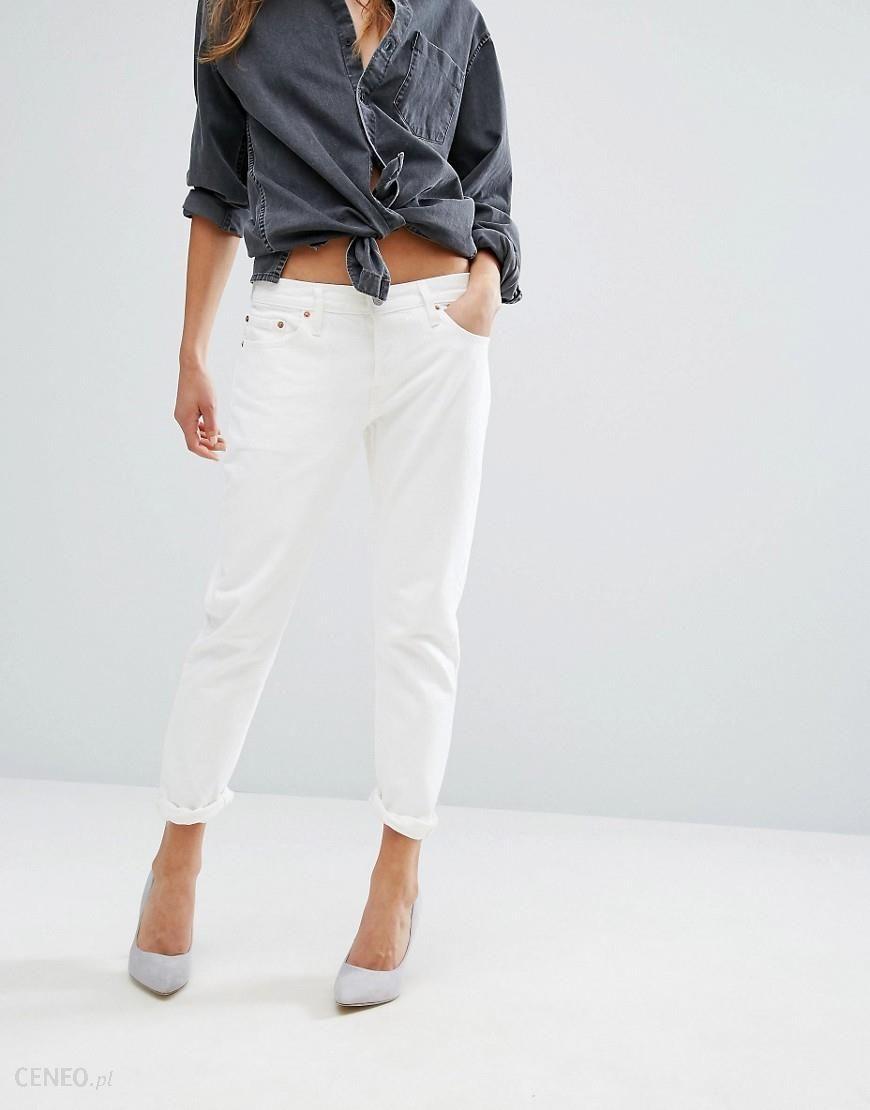 Levi's 501 Skinny Jeans White Ceneo.pl