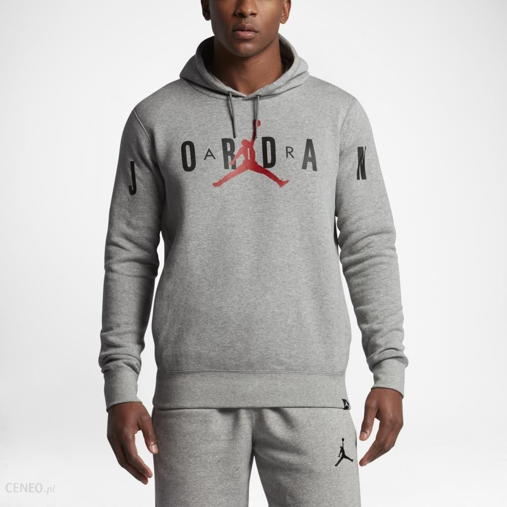 Bluza Jordan Flight Fleece Graphic Pullover (834371 063)