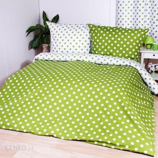 4home po ciel bawe niana zielona kropka 160 x 200 cm 2 szt 70 x 80 cm opinie i atrakcyjne. Black Bedroom Furniture Sets. Home Design Ideas
