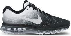 półbuty męskie Nike Buty Air Max 2017 czarne 849559 010