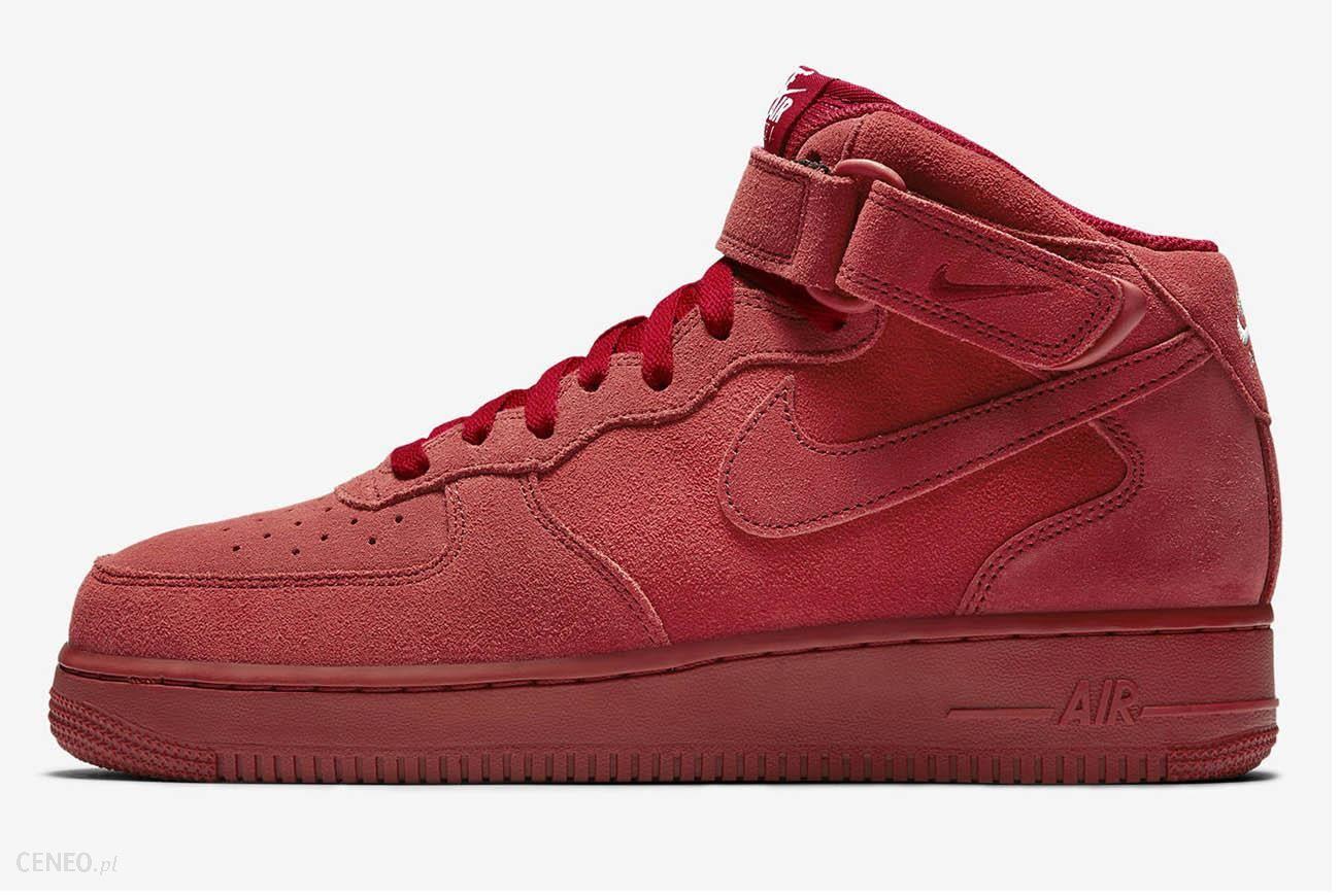 Buty Nike Air Force 1 Mid '07 czerwone 315123 609
