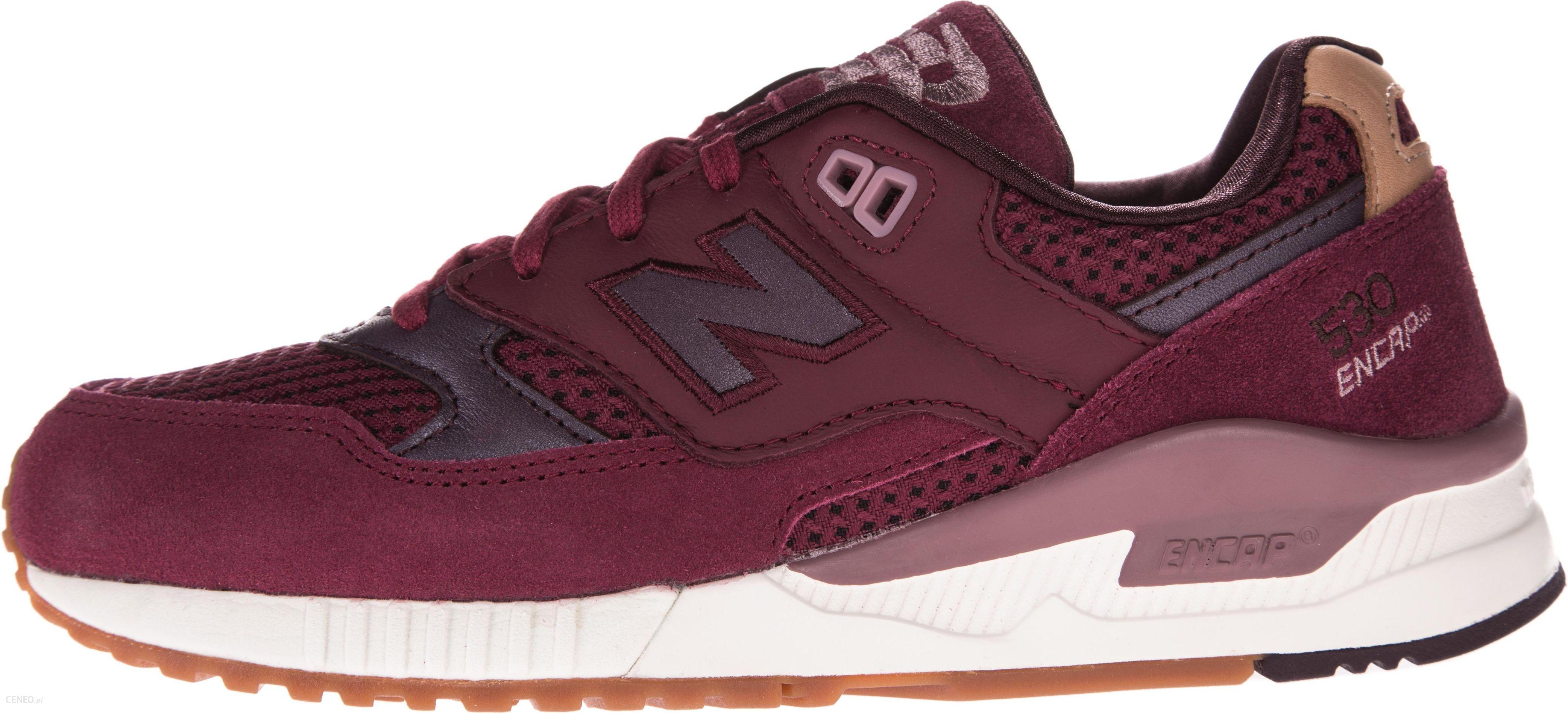 new balance 530 czerwone