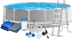 Intex Basen Prism Frame Pool Set 457X122 28736