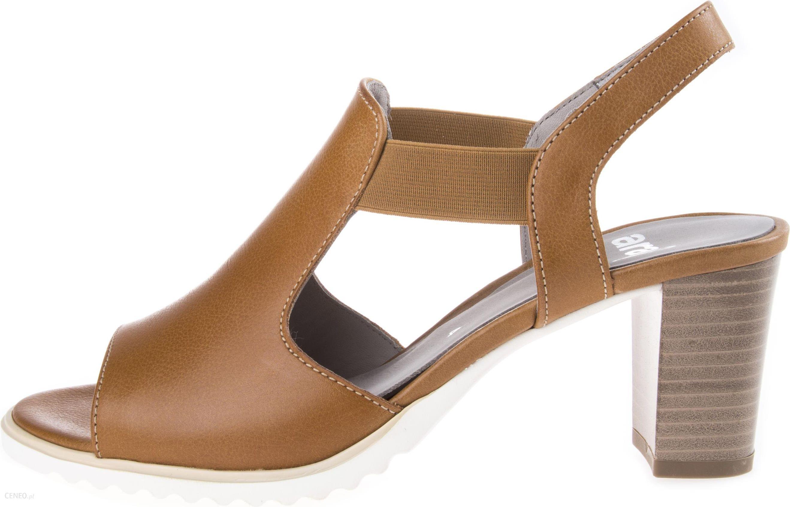 1bbe6954ddbc7 Ara shoes Grenoble-Sand Buty na obcasie Brązowy 37 - Ceny i opinie ...