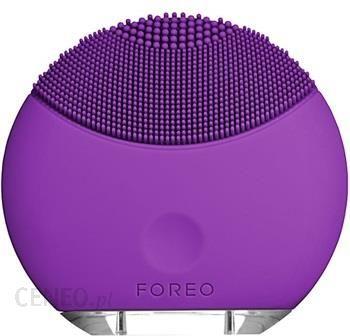FOREO LUNA mini szczoteczka do mycia twarzy Purple
