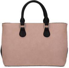 03ea74c2e6fe6 Różowa stylowa markowa wyjątkowa torba kuferek Monnari z paskiem BAG  A870-004 J16