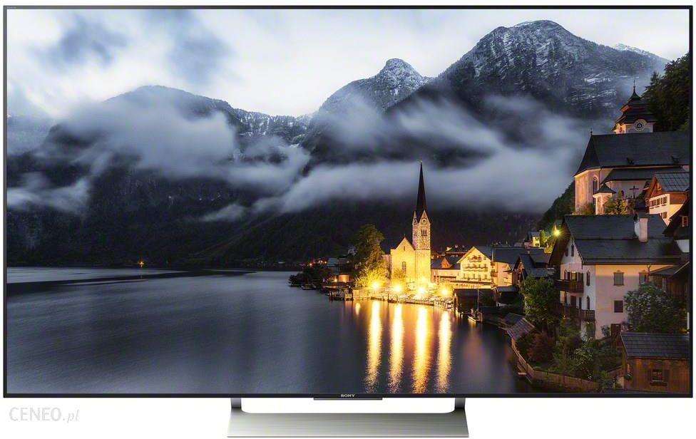 Telewizor Sony Bravia KD 55XE9005 4K UHD 55 cali Opinie i