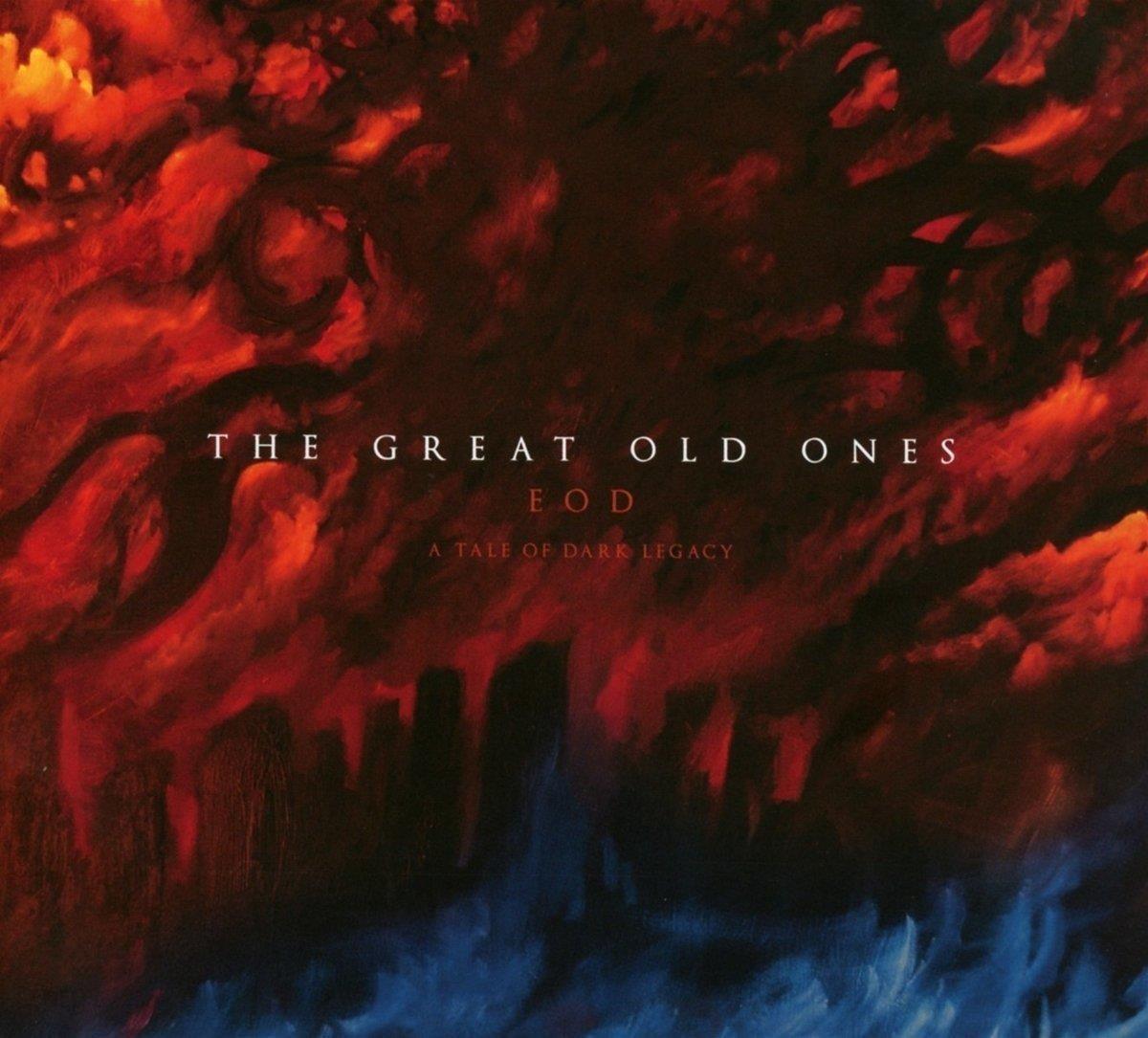 Płyta Kompaktowa The Great Old Ones Eod A Tale Of Dark