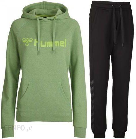 9bd83967c HUMMEL CLASSIC BEE dres bawełniany damski zielony - Ceny i opinie ...