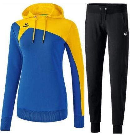 Dres damski Sportswear Track Suit Fleece Nike (czarny