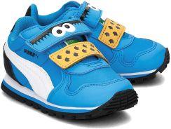 8925e7b786fb70 Puma Sesame Street Runner - Sneakersy Dziecięce - 362676 01 - Ceny i ...