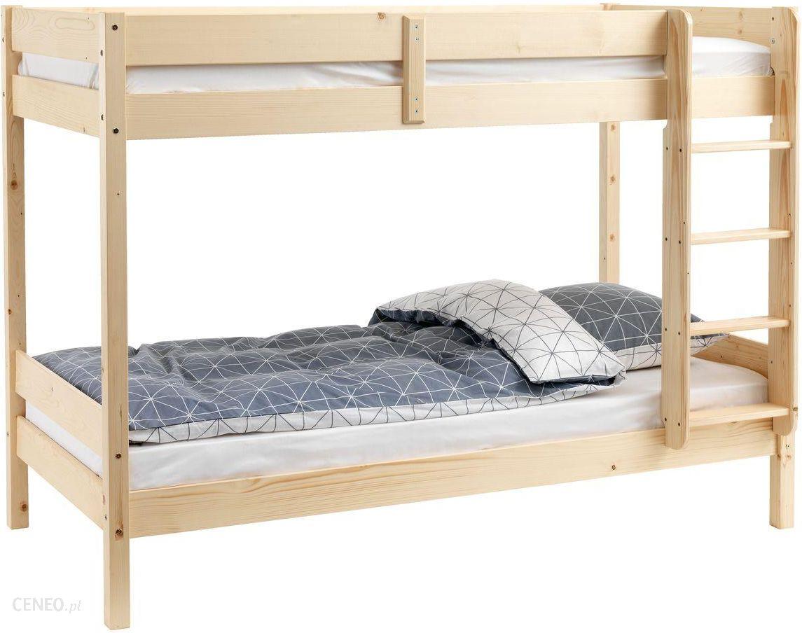 Jysk łóżko Piętrowe Hjallerup 2x90x200