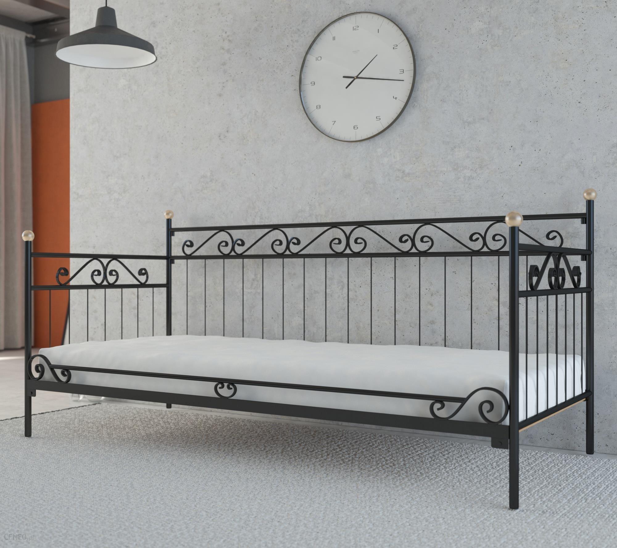 Ko metalowe do salonu sypialni wz r 30 jest to model for Sofa 90x200