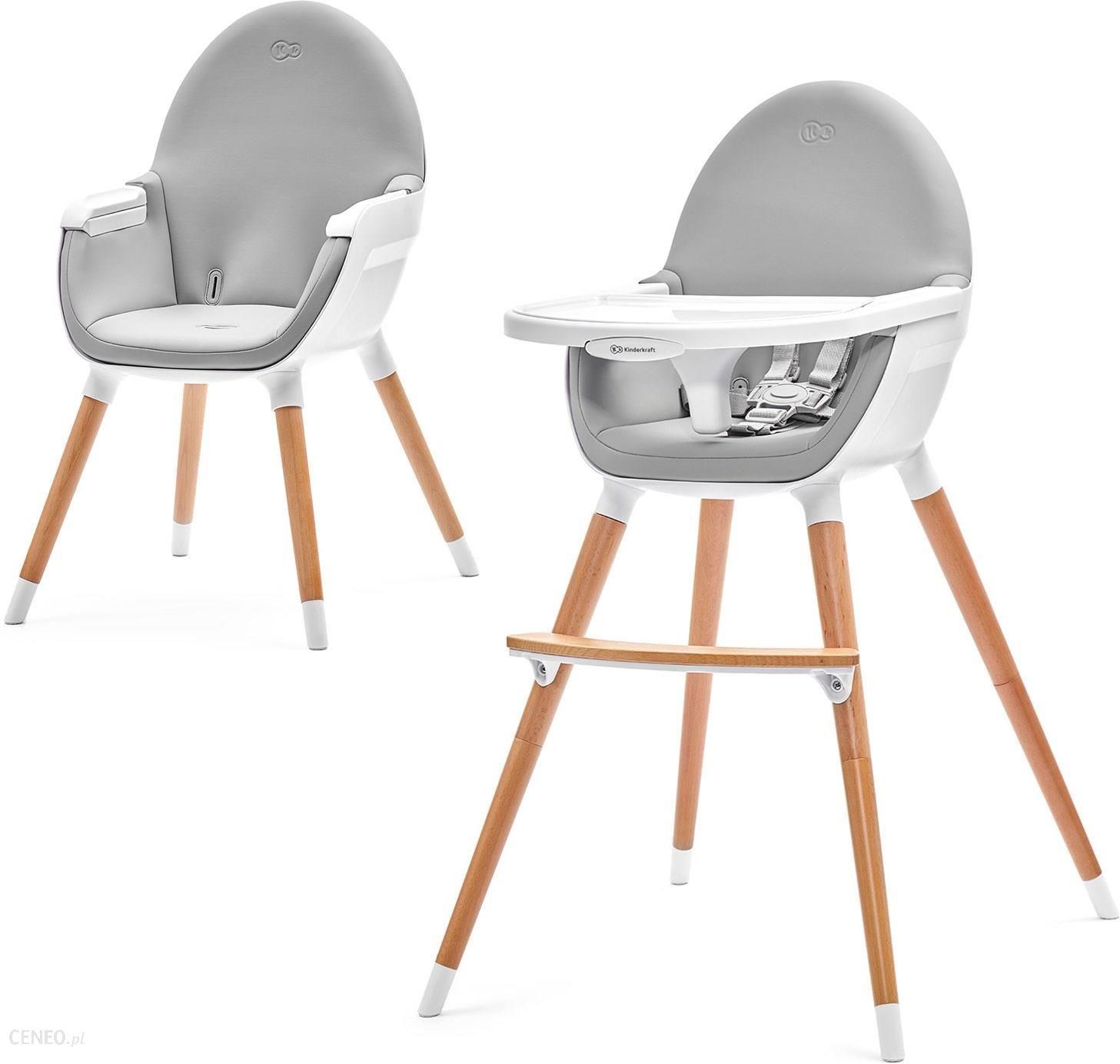 """""""Kinderkraft Fini Grey"""" kėdė"""