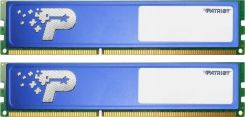 Patriot Signature 16GB (2x8GB) DDR4 2133MHz CL16 (PSD416G2133KH)