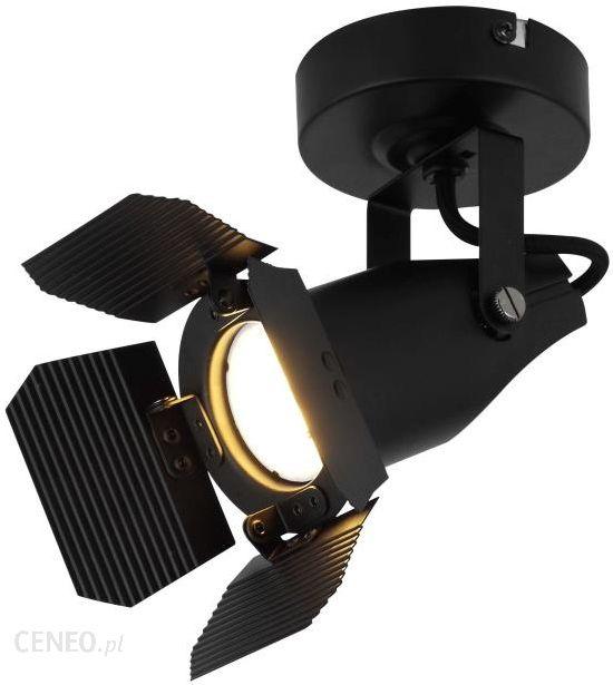 czarny kinkiet hollywood to dekoracyjna lampa kt ra przypomina filmowy reflektor stosuj c j w. Black Bedroom Furniture Sets. Home Design Ideas