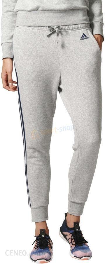 Spodnie dresowe damskie Adidas (szare)