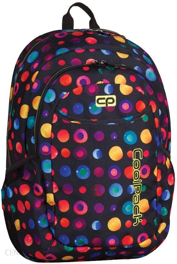 30737c9d3768d Patio Coolpack Plecak Urban  27L  2-Przegrody Confetti 897 - Ceny i ...